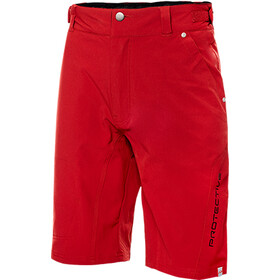 Protective Classico Baggy Shorts Miehet, dark red